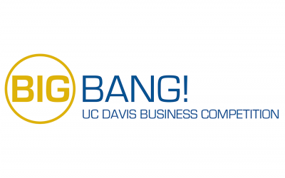 We called to uc davis big bang! business competition